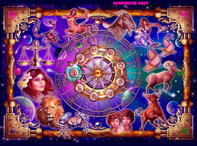 Косметический гороскоп на 2012 год