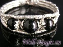 Магические свойства черных камней