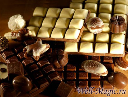 Если снится шоколад