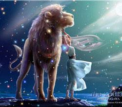 Модный гороскоп Лев