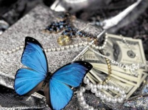 Бабочка и суеверия