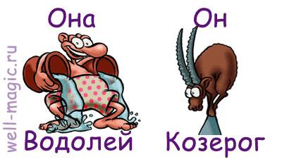 sovmestimost-kozerog-i-vodoley-seksualnaya
