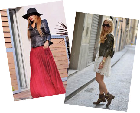 модели женских весенних курток