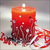 Гелевая свечка