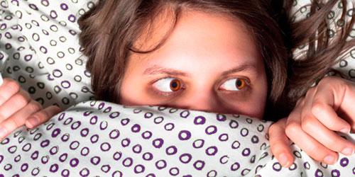 как бороться с кошмарами