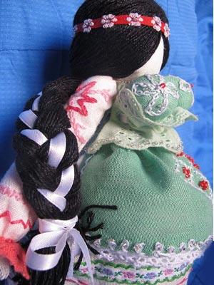 обережная кукла на материнство