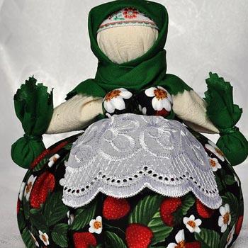 обережная кукла кубышка
