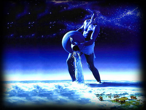 лунный гороскоп для водолея мужчины